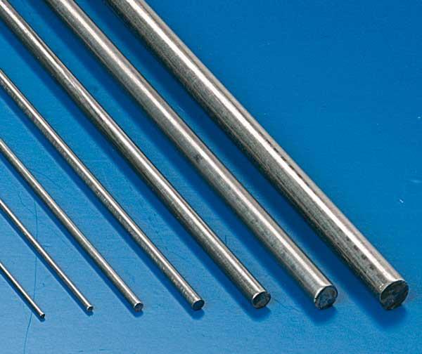 Federstahldraht 0,8x1000 mm   Draht   Werkstoffe - Material