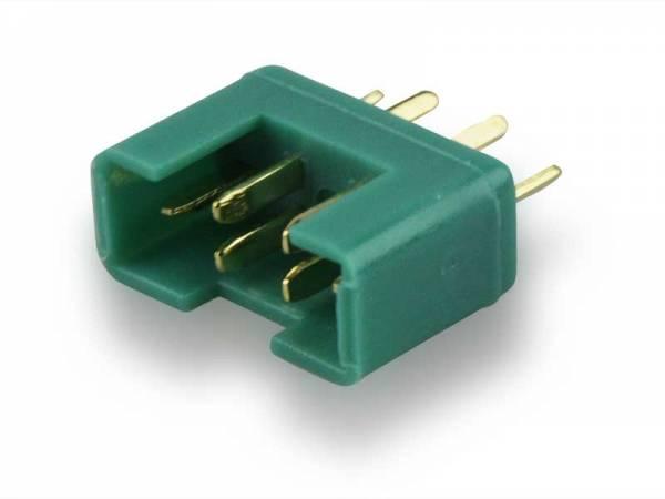 Goldkontakt kompatibel mit MULTIPLEX MPX Stecker Bulk Stück ...