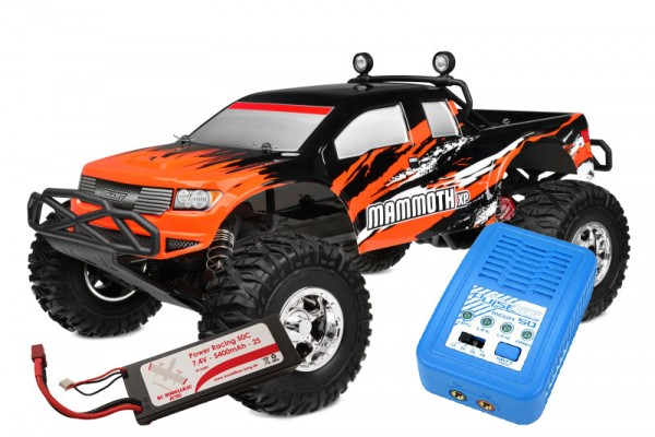 Team Corally - MAMMOTH XP - 1/10 Monster Truck 2WD - RTR -[ Oster-Set] - Bild 1