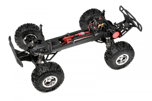 Team Corally - MAMMOTH XP - 1/10 Monster Truck 2WD - RTR -[ Oster-Set] - Bild 4